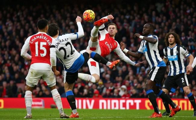 Arsenal Vs Newcastle Player Ratings London Evening