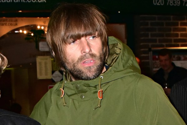 Liam Gallagher Launches Expletive Twitter Attack Brit