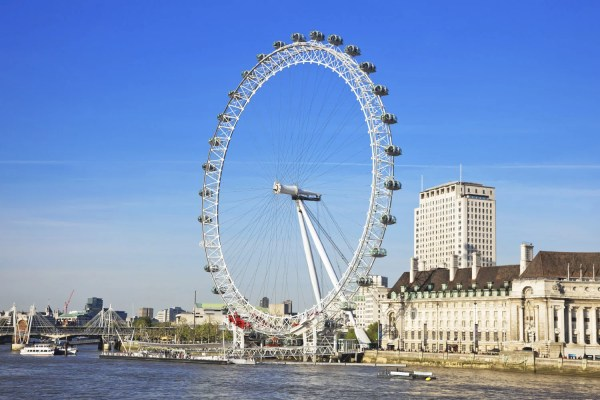 London Eye Threatens Sue Welsh Amusement Park Over Of Big Wheel Evening Standard