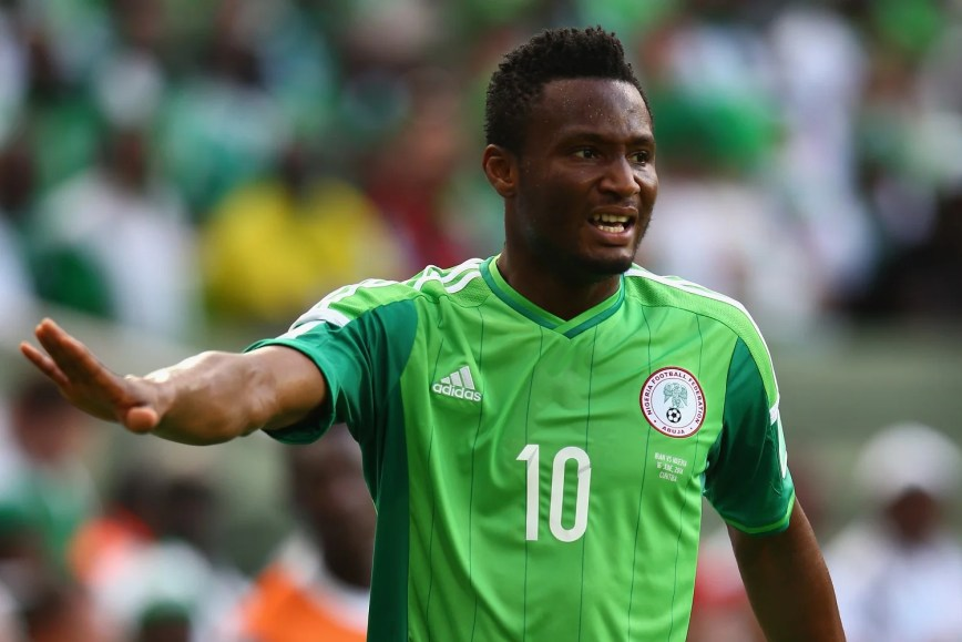 MIKEL OBI INSIST – I WAS FORCED TO PAY OVER £30,000 TO SAVE NIGERIA FROM EMBARRASSMENT IN BRAZIL