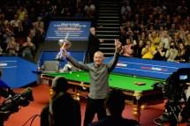 Steve Davis Retires Six-time World Champion Calls Time