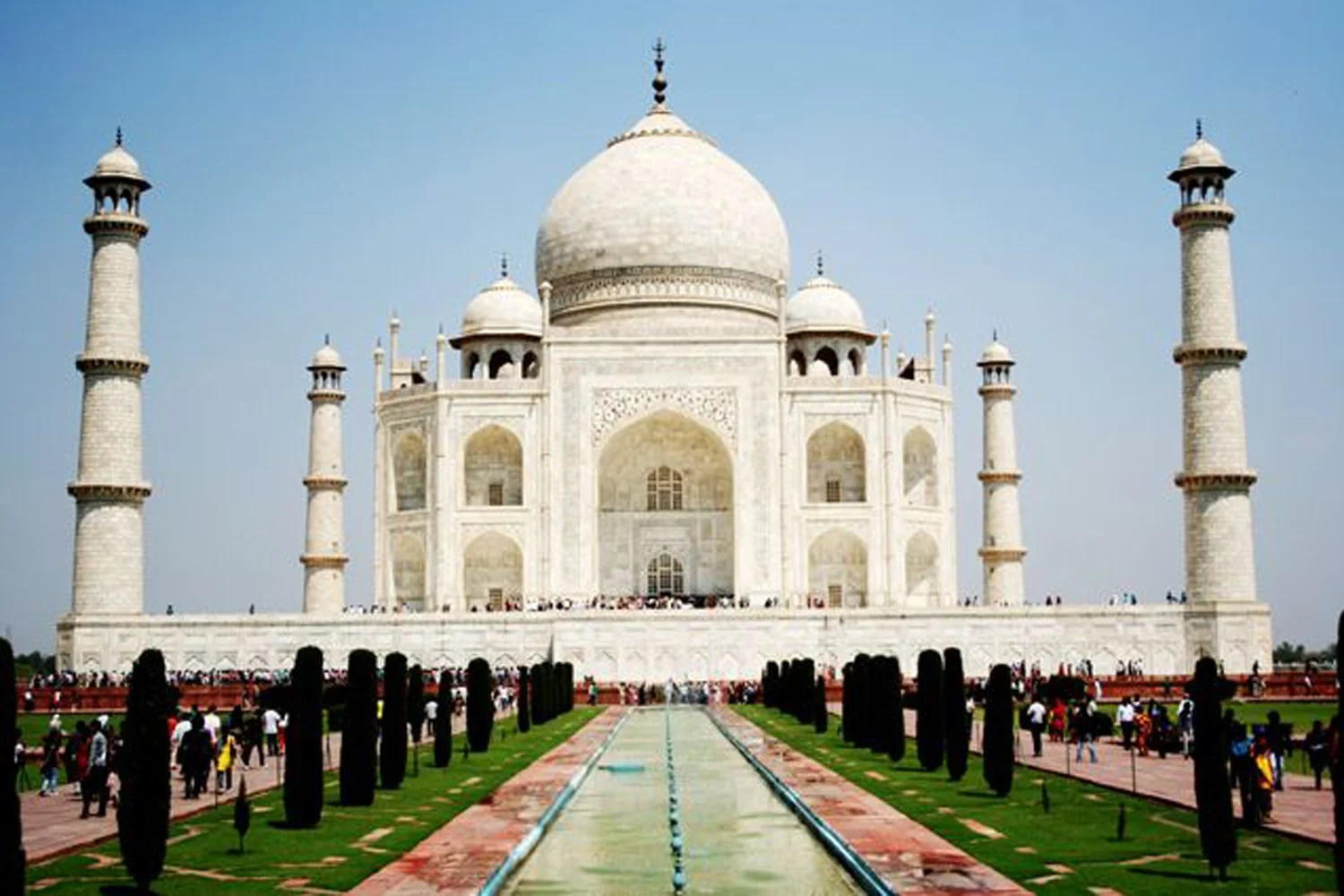 Hd Good Afternoon Wallpaper Taj Mahal Is A Muslim Tomb Not A Hindu Temple Indian