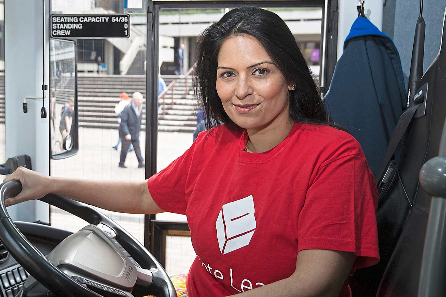 Minister Priti Patel Quit EU to save our curry houses  London Evening Standard