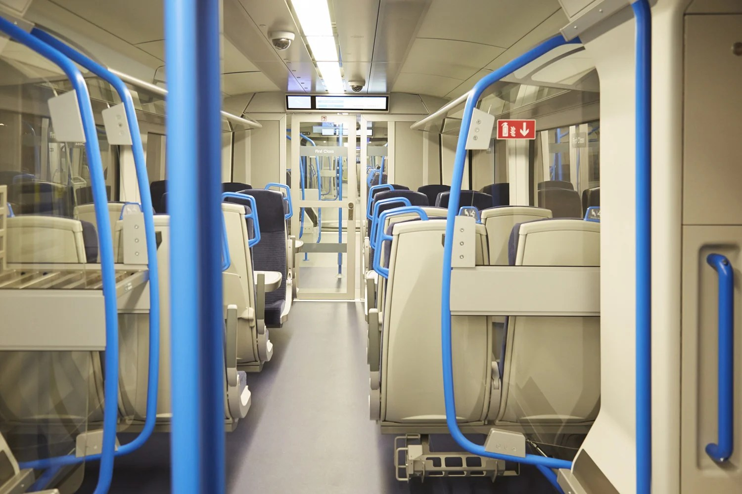 New hitech Thameslink trains unveiled with fewer seats
