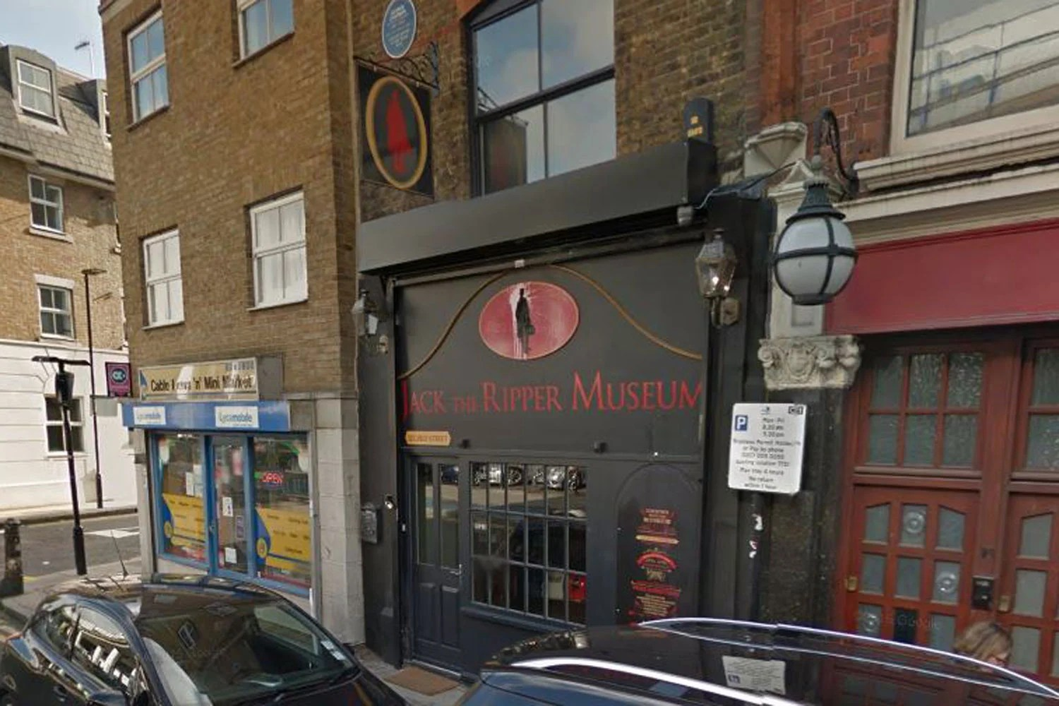 Blow for controversial Jack The Ripper Museum as it is