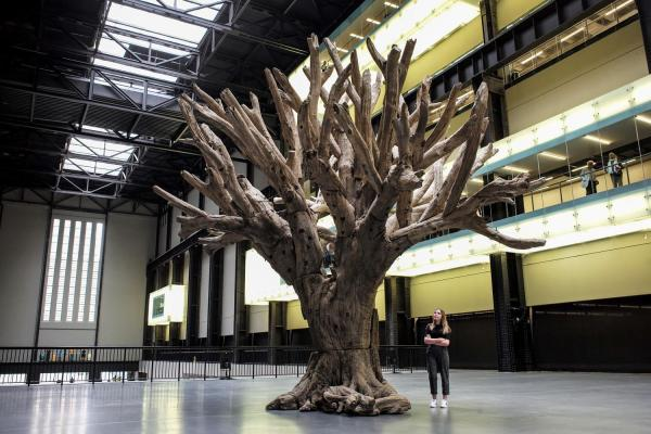 Thousands Stay Late Tate Celebrates Opening Of Vast Extension