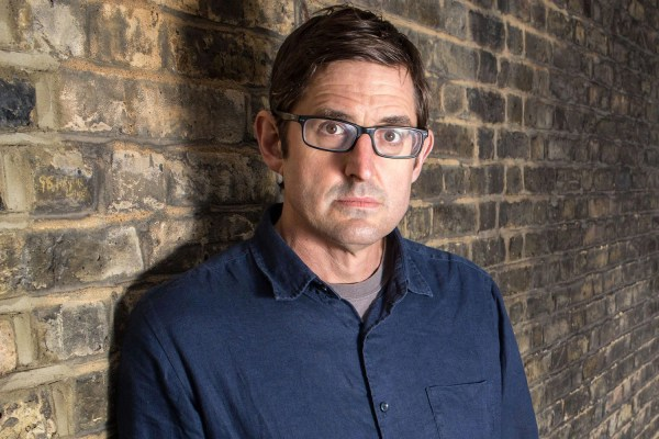 Louis Theroux Offers Heart-warming Update Recovering