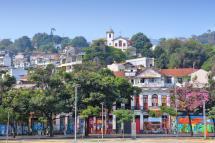 Rio 2016 Santa Teresa Neighbourhood Visit