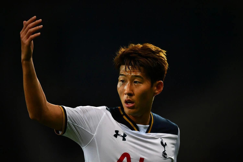 CSKA 0 Tottenham 1 analysis Heungmin Son is a worthy deputy for Harry Kane  London Evening
