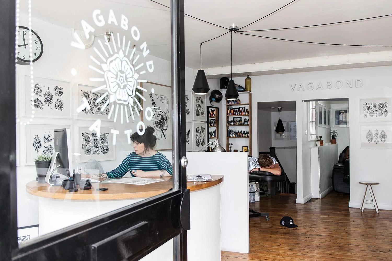 Londons best tattoo studios Vagabond Tattoo  London