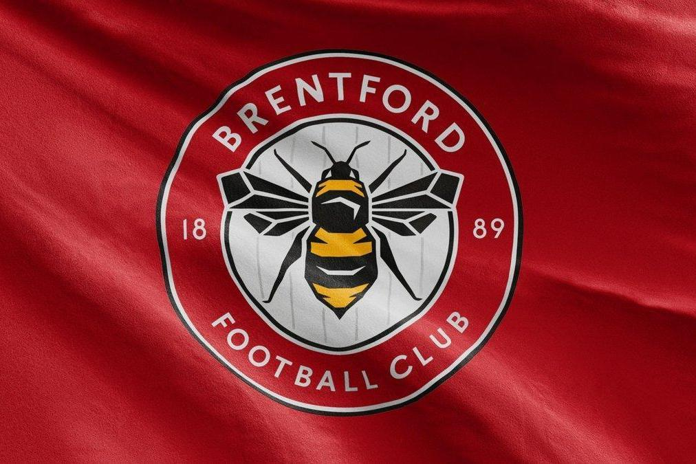 New Brentford badge Bees unveil new club crest for 201718 season  London Evening Standard