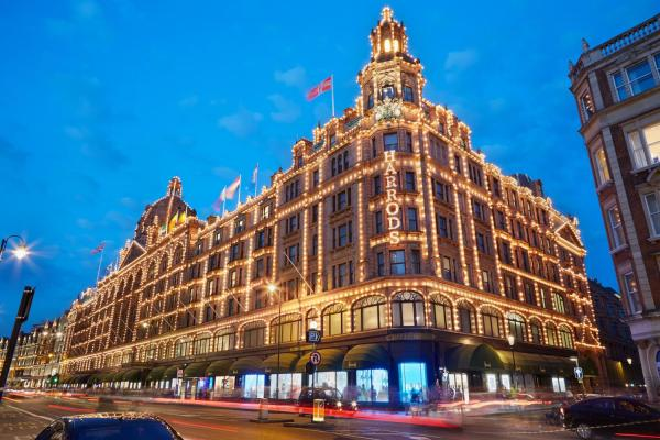 Harrods Latest Store Food Waste Charity