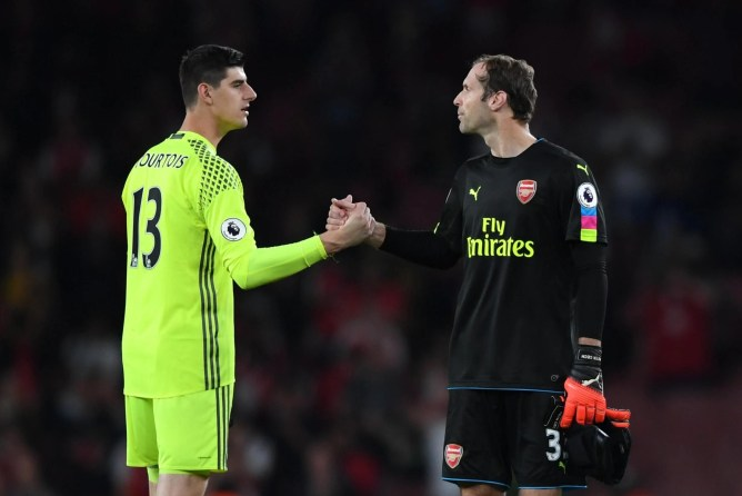 Image result for petr cech to chelsea