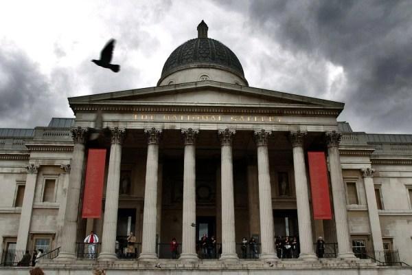 Gainsborough National Gallery London