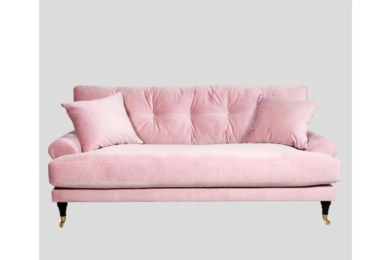 pink sofa dating uk office design 10 best velvet sofas london evening standard 1895