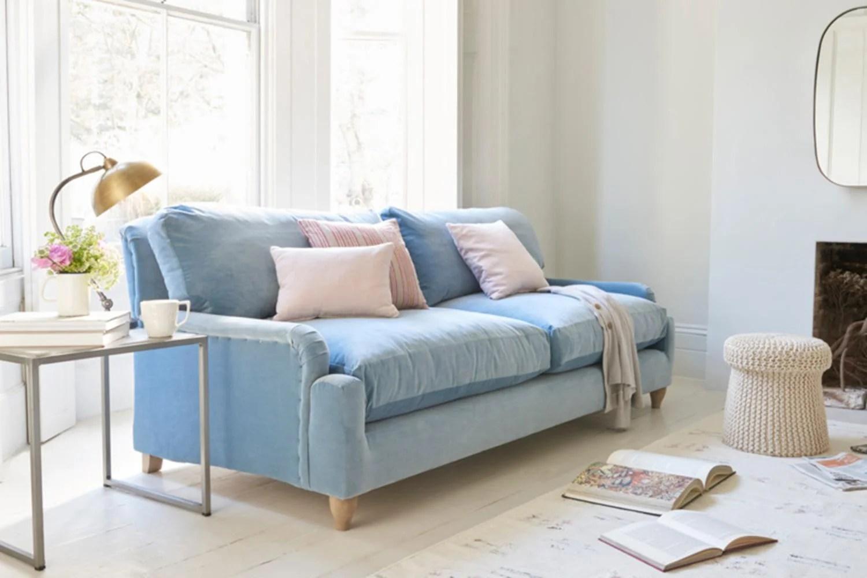 best cheap sofas uk macy s radley sofa reviews 10 velvet london evening standard scroll for the to buy now