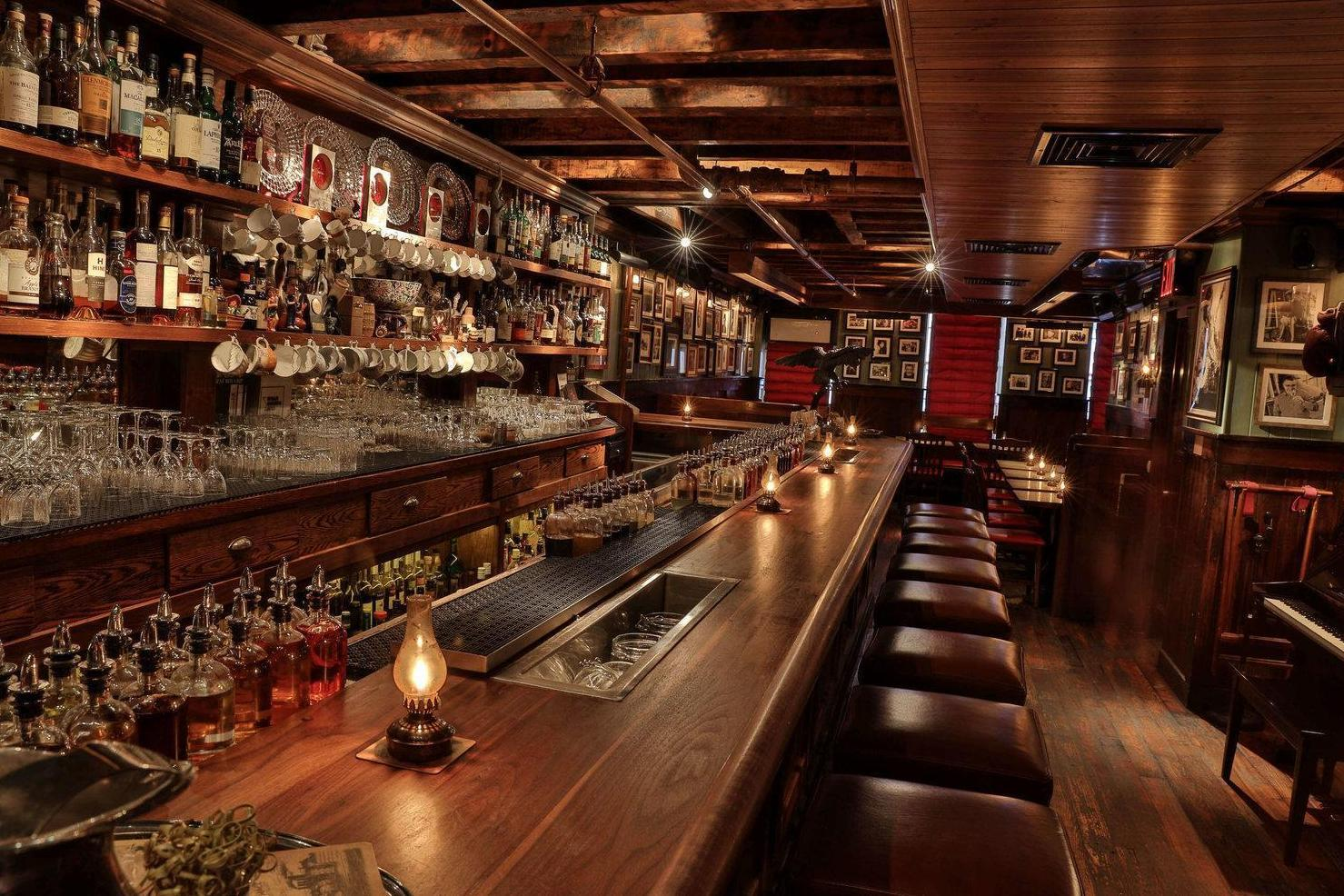The Dead Rabbit at Claridges The best cocktail bar in the world is coming to London  London