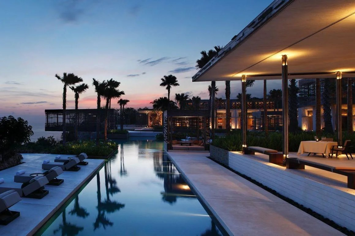 Alila Seminyak Bali Hotel Review London Evening Standard