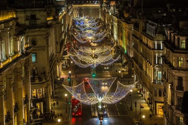 christmas lights london # 6