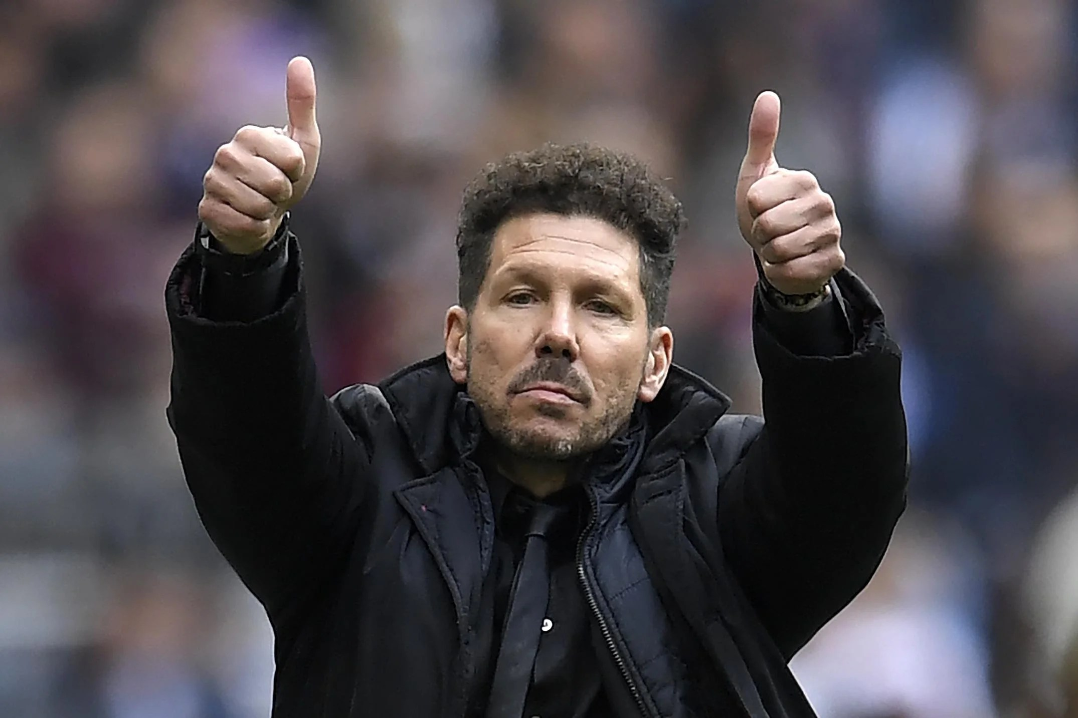 Arsenal News Diego Simeone Underlines Happiness At