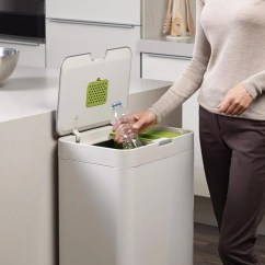 Kitchen Recycling Bins Cheap Countertops Best The Stylish Options You Didn T Know Existed Make Bin Day More Bearable With Our Pick Of Receptacles