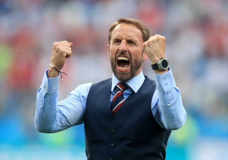 Image result for gareth southgate
