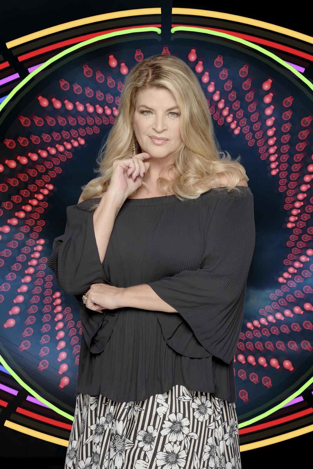 Kirstie Alley joins Celebrity Big Brother Everything you