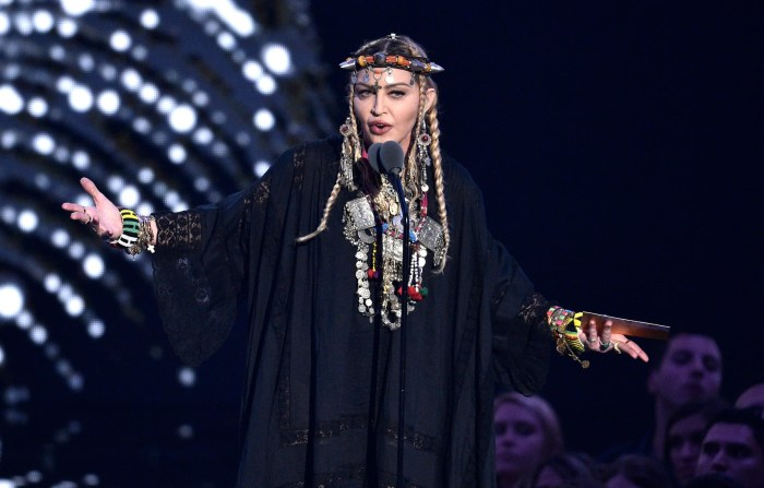 'Reprehensible': Madonna was blasted for her Aretha Franklin tribute