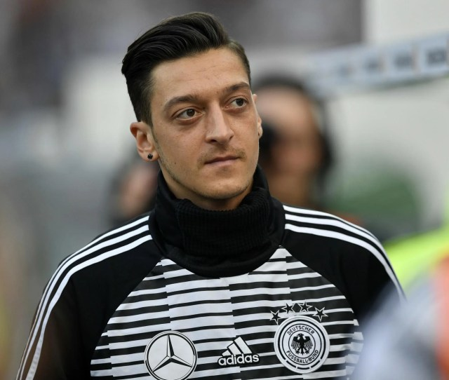 Ozil Retired From International Duty After This Summers World Cup In Russia