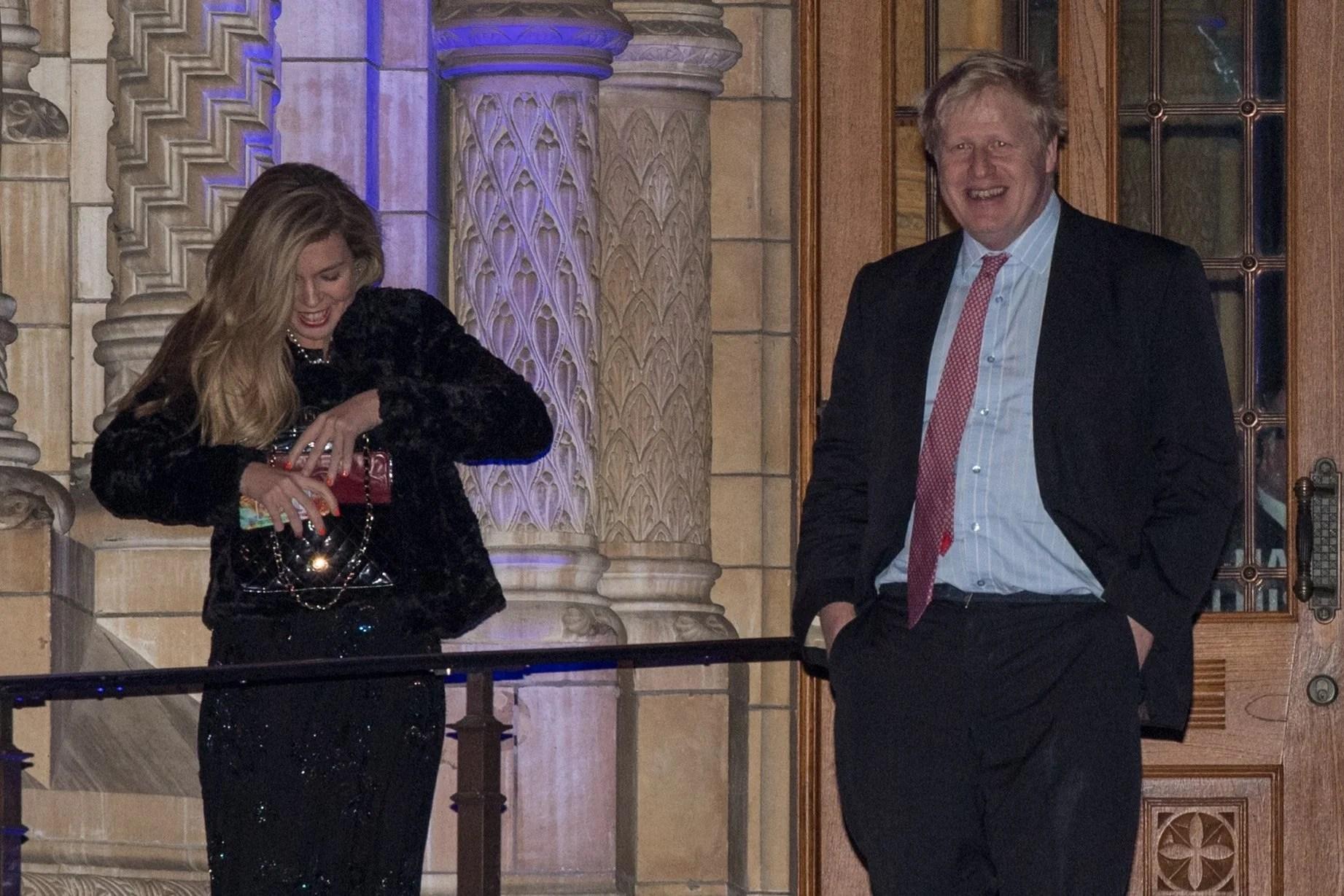 Boris Johnson faces growing backlash over Brexit suicide vest remarks designed to halt Carrie