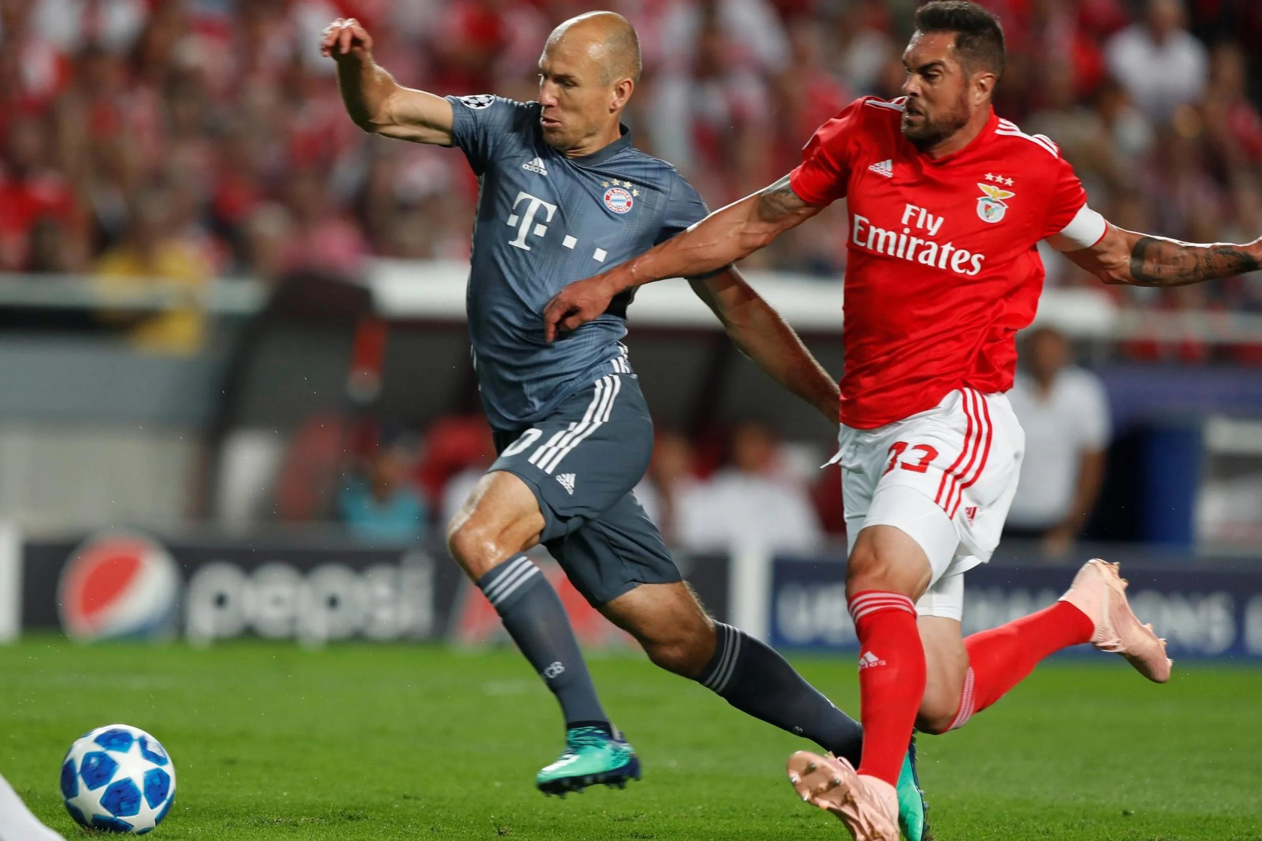 Benfica Vs Bayern, Live Stream Online Uefa Champions