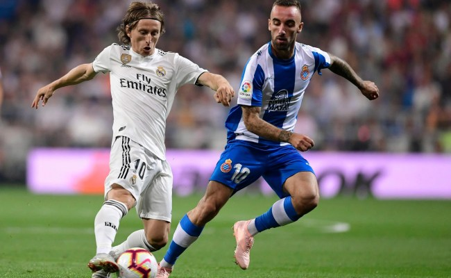 Real Madrid Vs Espanyol Live Stream Online La Liga 2018