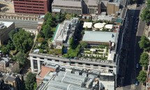 Kensington Roof Gardens Set Restored