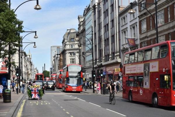 TfL London Streets