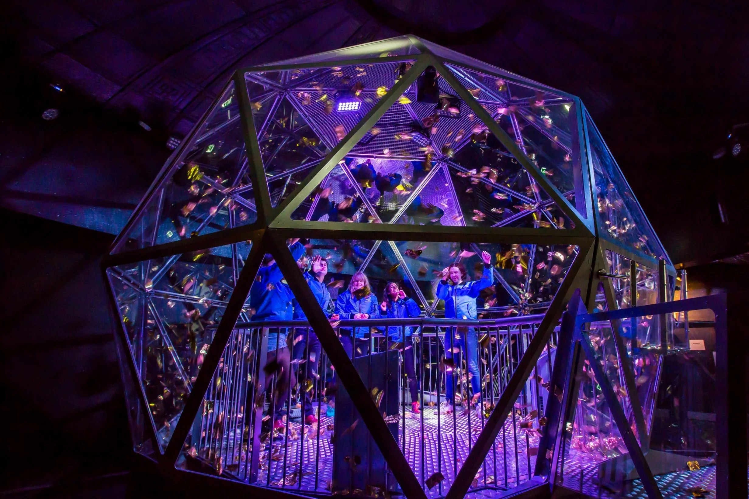 The Crystal Maze Live Experience is moving to new West End venue the Trocadero  London Evening