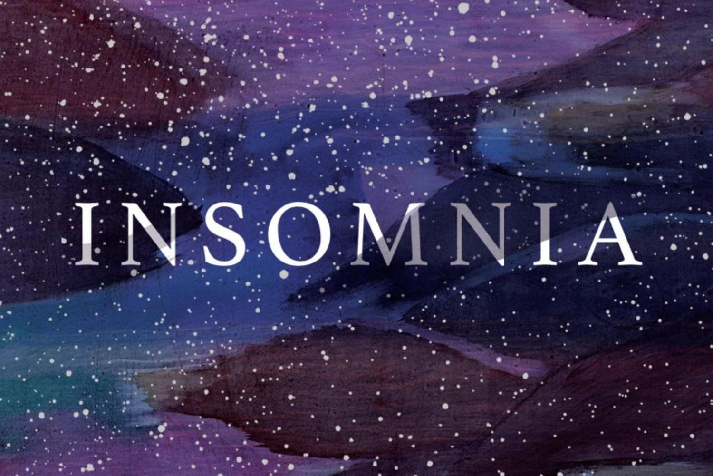 insomnia by marina benjamin