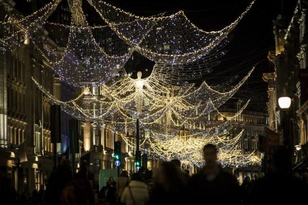 christmas lights london # 21