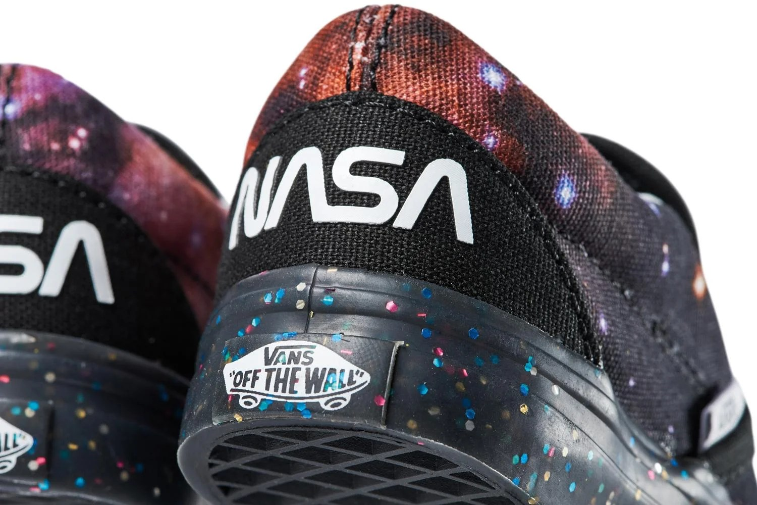 Vans and Nasa have teamed up to create a capsule