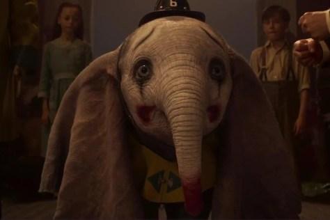 Tim Burton's Dumbo recensie