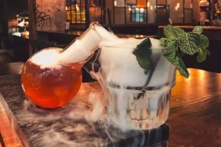 The Alchemist - one of the most instagrammable restaurants in Liverpool