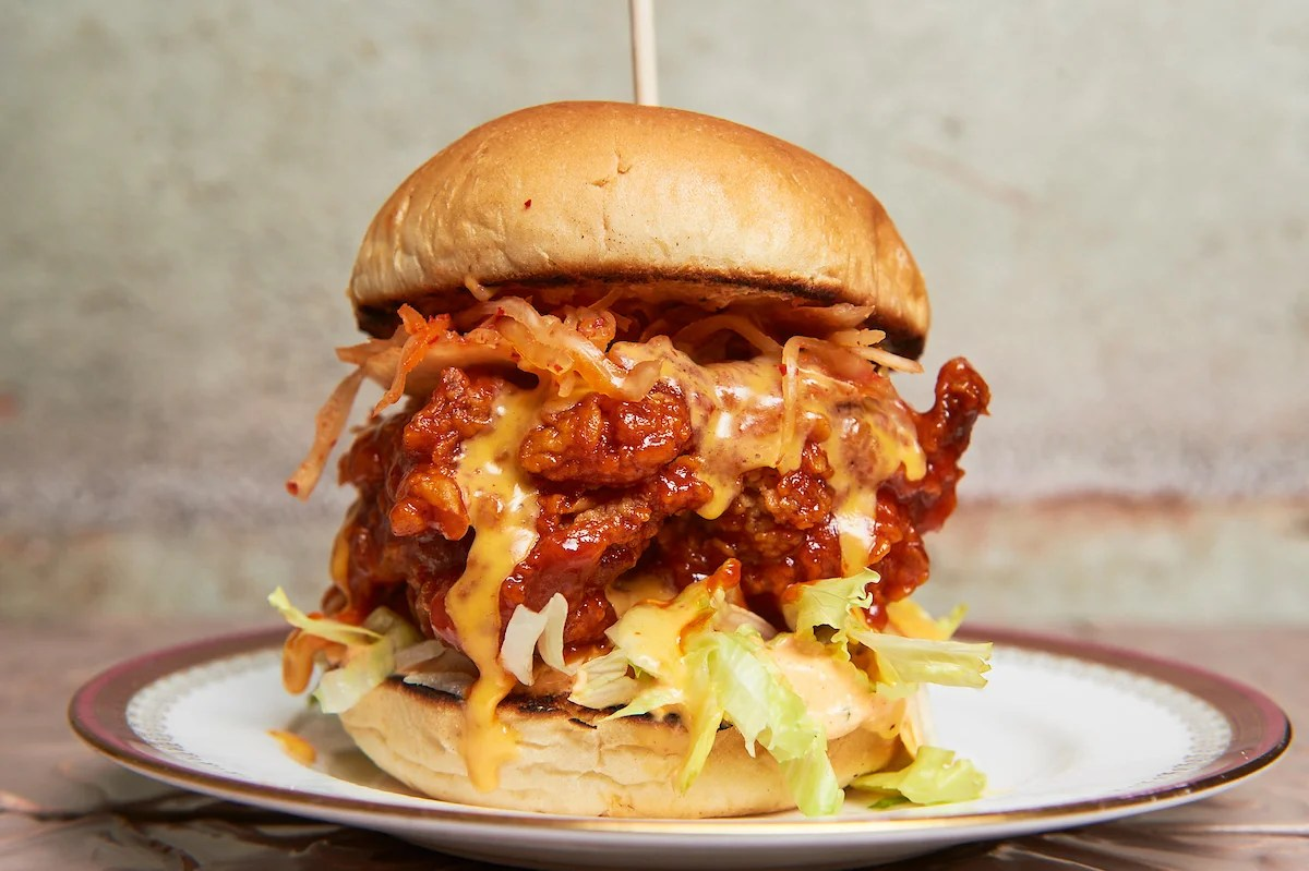 The Best Junk Food Dishes In London