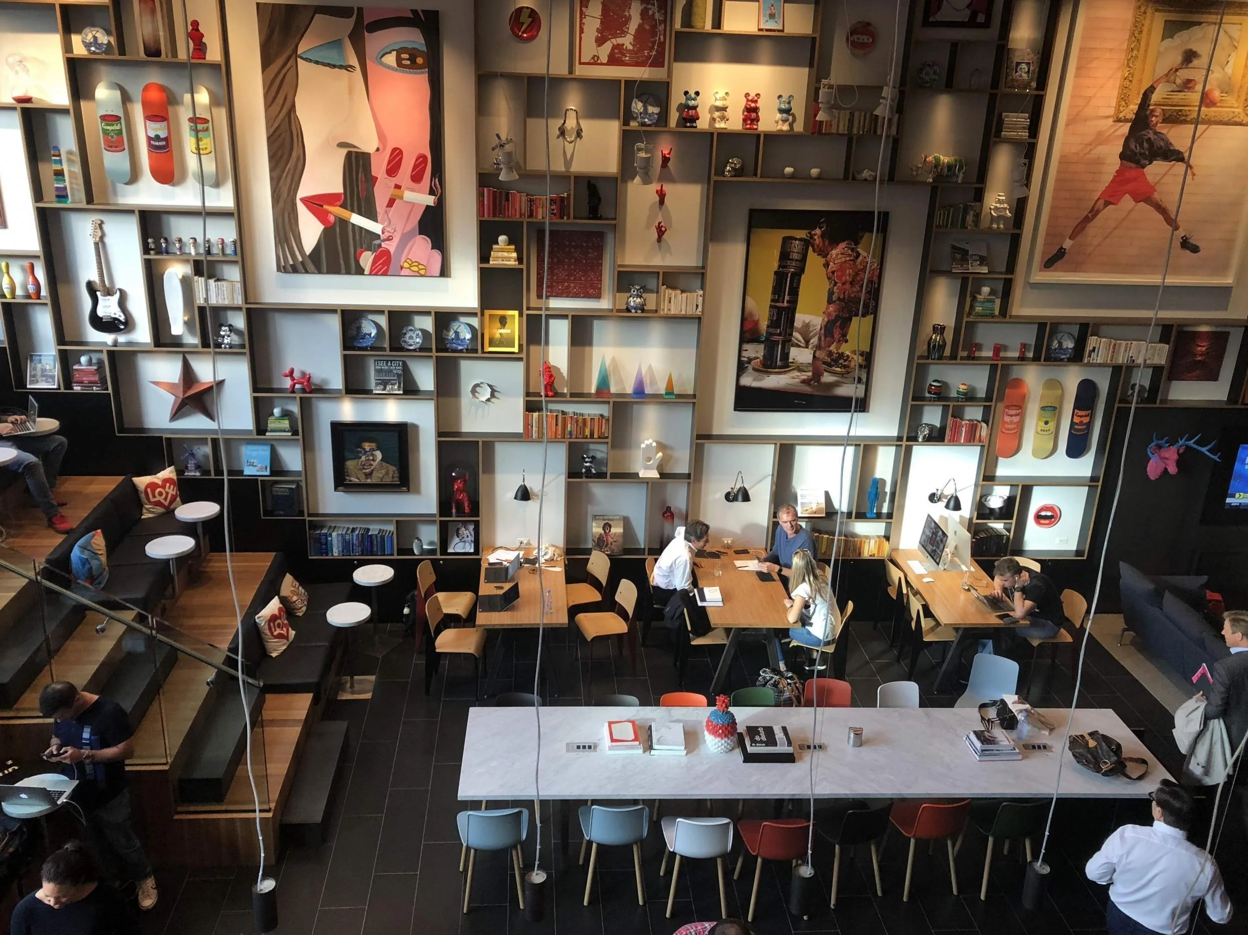 Citizenm New York Bowery Hotel Review London Evening Standard