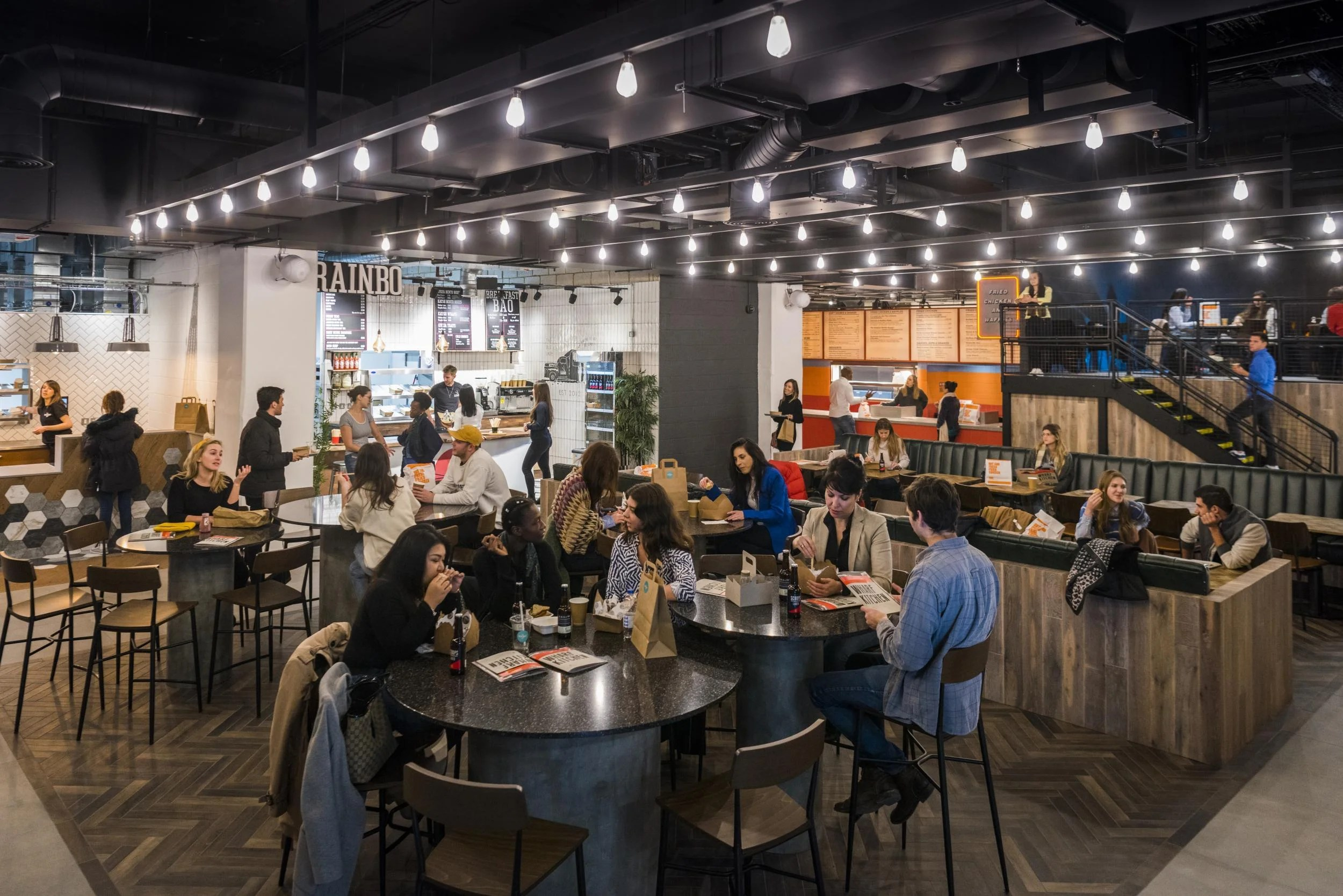 Wharf Kitchen New indoor street food market to open at