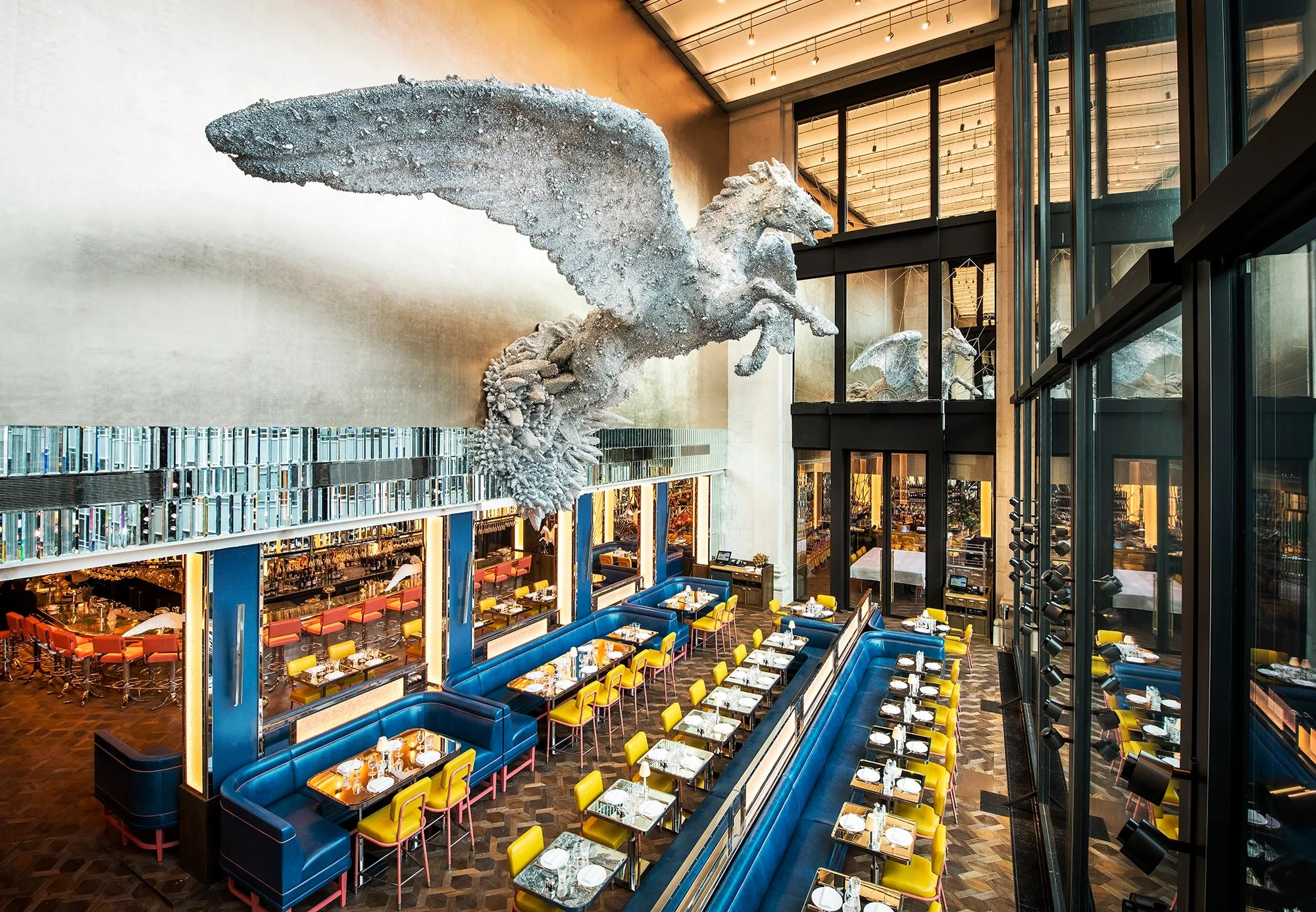 It was so close but we have been saying that a little bit too often. Brasserie of Light review: Everything you want, and a huge