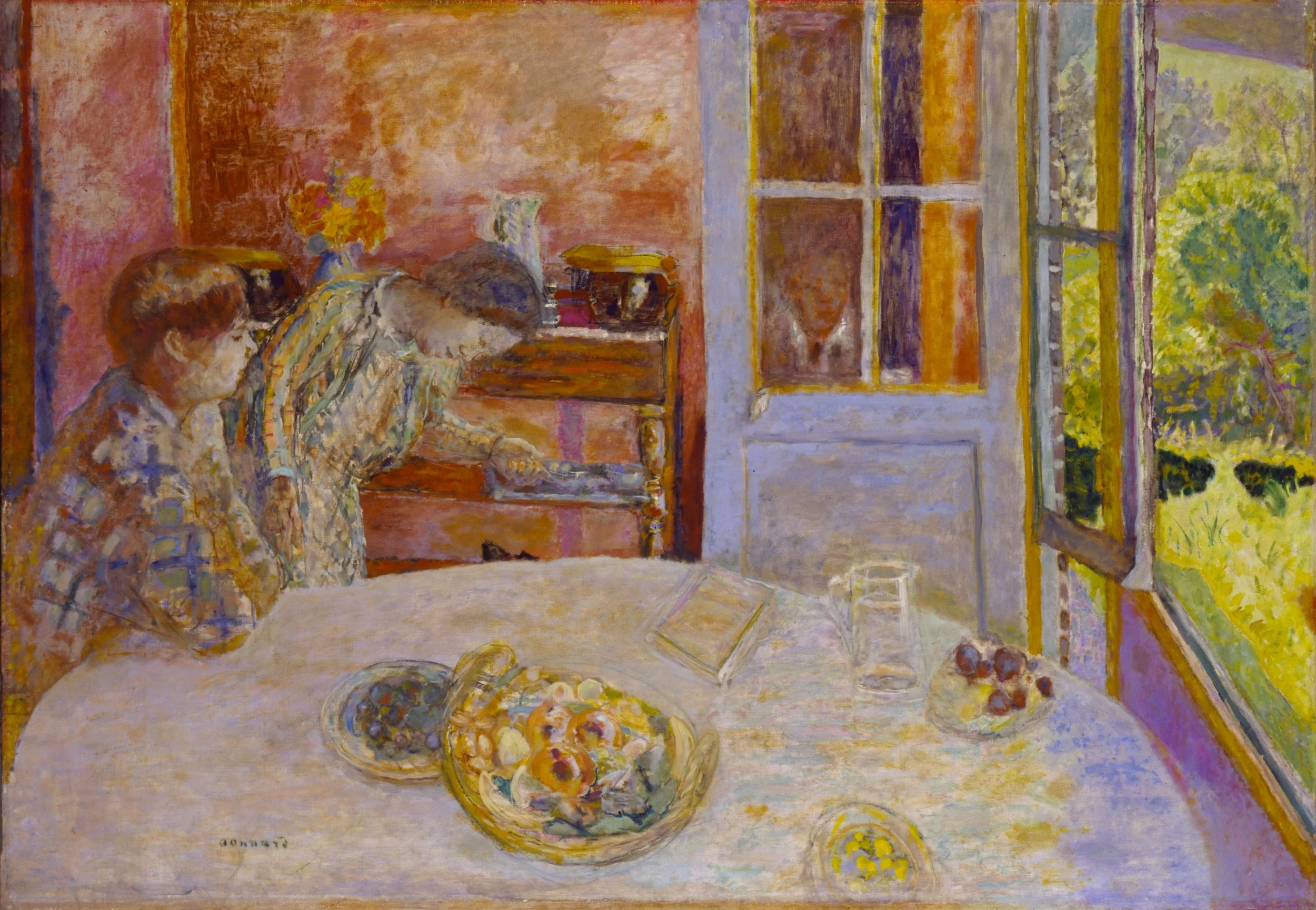 Tate Modern strips frames from five Pierre Bonnard paintings to recreate his studio style in
