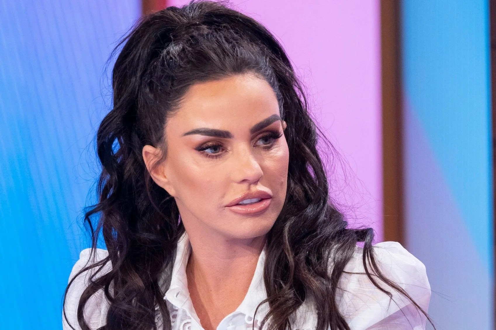 Katie Price Contacting Police After EBay Listing Was Taken Down Following Cruel Comments About
