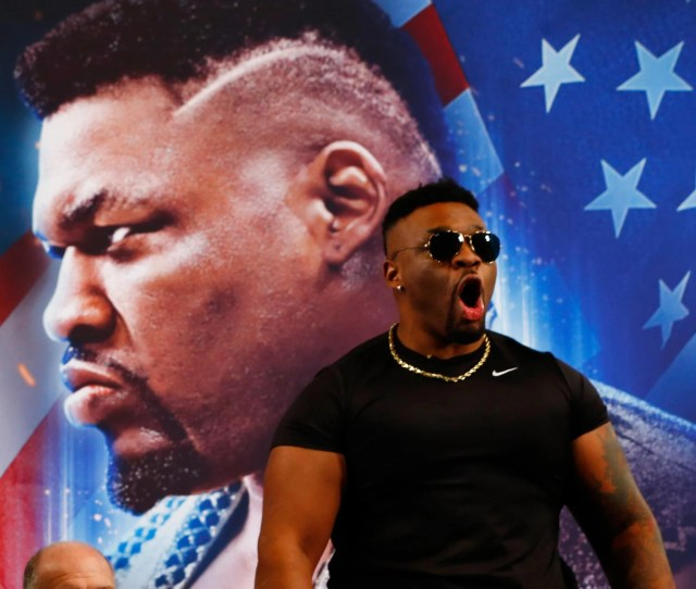 Jarrell Miller Fails Second Drugs Test With New Anthony Joshua Opponent To Be Named Next Week Says Eddie Hearn