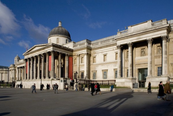 National London Art Exhibitions Opening Hours