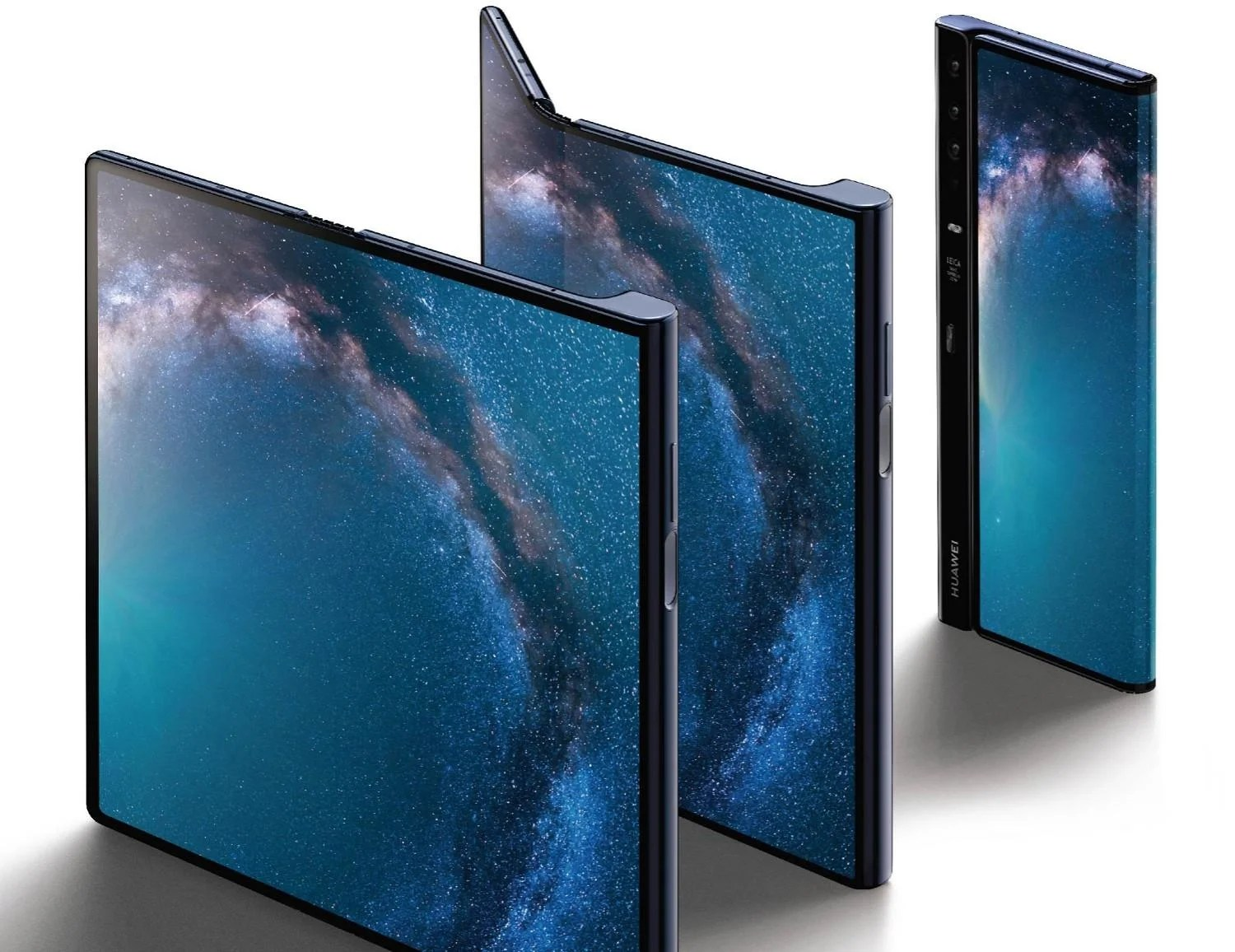 Huawei Mate X folding phone Innovation almost as mind blowing as the price  London Evening