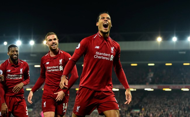 Liverpool Must Win Title To Keep Colossus Virgil Van
